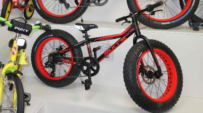 Fat Bike Magdeburg